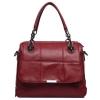 ***พร้อมส่ง*** กระเป๋าหนังแฟชั่นสตรี รหัส MIS-1619 WSB (M9-201) สีแดง สไตล์เกาหลี สำหรับ สุภาพสตรีทันสมัย ราคาไม่แพง
