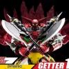 Threezero Getter Robo Getter-1 Pre-owned