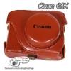 เคสกล้องหนัง Case Canon G1X