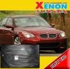 พลาสติกครอบเลนส์ไฟหน้า ฝาครอบไฟหน้า ไฟหน้ารถยนต์ เลนส์โคมไฟหน้า BMW E60