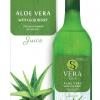 S Vera Aloe Vera Juice น้ำว่านหางจระเข้ผสมสารสกัดโกจิเบอร์รี่ เพื่อคนรักสุขภาพ