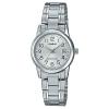 นาฬิกา Casio STANDARD Analog-Ladies' รุ่น LTP-V002D-7B ของแท้ รับประกัน 1 ปี