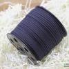 [3 มิล] เชือกหนังชามุด สี 30 (กรมท่าเข้ม) ม้วนใหญ่ (100 หลา)