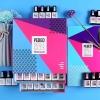 สีเจล PEBEO RIDDLE CYTY BY MEMORY NAIL ยกชุด 72 สี พร้อมอัลบั้มสีใหญ่ 1 เล่ม