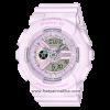 นาฬิกา Casio Baby-G Pink Bouquet series รุ่น BA-110-4A2 (สีลาเวนเดอร์) ของแท้ รับประกัน 1 ปี