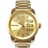นาฬิกาข้อมือ ดีเซล Diesel Franchise Gold Dial Quartz Unisex Watch รุ่น DZ1466