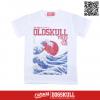 เสื้อยืด OLDSKULL : EXPRESS #37 | White