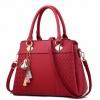 ***พร้อมส่ง*** WSB Lady Choices Bangkok กระเป๋าหนังแฟชั่นสตรี รหัส NR-0902 (N2-010) สีแดง สไตล์เกาหลี สำหรับ สุภาพสตรีทันสมัย ราคาไม่แพง