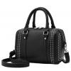 ***พร้อมส่ง*** กระเป๋าหนังแฟชั่นสตรี รหัส BV-0863 (B6-043) สีดำ สไตล์เกาหลี สำหรับ สุภาพสตรีทันสมัย ราคาไม่แพง
