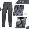กางเกงขายาวยุทธวิธี Taro สีเทา(Grey)