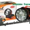 ไฟฉายคาดหน้าผาก YD-3312 (1+8 LED)