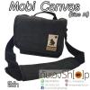 กระเป๋ากล้อง Mobi Canvas Size M ผ้าแคนวาส สำหรับกล้อง Mirrorless