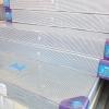 ที่นอนสปริง หุ้ม PVC ผ้าริ้วเทา WEWINNER หนา 9 นิ้ว (ส่ง 30หลังขึ้นไป)