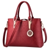 ***พร้อมส่ง*** WHB Lady Choices Bangkok กระเป๋าหนังแฟชั่นสตรี รหัส RY-7589 (R2-001) สีแดง สไตล์เกาหลี สำหรับ สุภาพสตรีทันสมัย ราคาไม่แพง