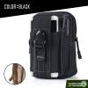 ร้อยเข็มขัด Pocket Bag (สีดำ)
