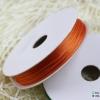 เชือกหางหนู สีส้ม [38] ขนาด 2 มิล [อย่างดี เนื้อนุ่ม]