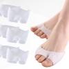 ซิลิโคนสวมนิ้วเท้าปลายตัด 5 นิ้ว ป้องกันตาปลา (x3 คู่)