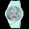 นาฬิกา Casio Baby-G Starry Sky BGA-100ST series รุ่น BGA-100ST-3A (มิ้นท์พาสเทล) ของแท้ รับประกัน1ปี
