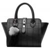 ***พร้อมส่ง*** Lady Choices Bangkok กระเป๋าหนังแฟชั่นสตรี รหัส TZ-019 (T4-007) สีดำ สไตล์เกาหลี สำหรับ สุภาพสตรีทันสมัย ราคาไม่แพง