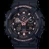 นาฬิกา Casio G-Shock Special Color BLACK&GOLD XTRA Color series รุ่น GA-100GBX-1A4 ของแท้ รับประกัน1ปี
