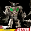 Threezero X GO NAGAI Getter Robo Getter-1 Milk Magazine Exclusive LIMITED EDITION NEW