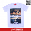 เสื้อยืด OLDSKULL : EXPRESS LOST IN PARADISE | WHITE