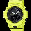 นาฬิกา Casio G-Shock G-SQUAD GBA-800 Step Tracker series รุ่น GBA-800-9A (สีเลม่อน Lemon) ของแท้ รับประกัน1ปี