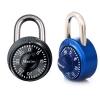 กุญแจรหัส แบบหมุน MasterLock (หนา 6mm)