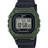 นาฬิกา Casio STANDARD DIGITAL W-218 series รุ่น W-218H-3BV ของแท้ รับประกัน1ปี