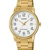 นาฬิกา Casio STANDARD Analog-Men' รุ่น MTP-V002G-7B2 ของแท้ รับประกัน 1 ปี