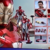 Hot Toys MMS427 D19 Iron Man Mark XLVII Spider-Man Homecoming 1/6 NEW
