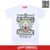เสื้อยืด OLDSKULL: EXPRESS #07 | White