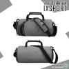 กระเป๋าฟิตเนส IXSPORT (สีเทาเข้ม)
