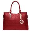 ***พร้อมส่ง*** WSB Lady Choices Bangkok กระเป๋าหนังแฟชั่นสตรี รหัส RY-7589 (R2-001) สีแดง สไตล์เกาหลี สำหรับ สุภาพสตรีทันสมัย ราคาไม่แพง