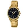 นาฬิกา Casio STANDARD Analog-Ladies' รุ่น LTP-V005G-1B ของแท้ รับประกัน 1 ปี