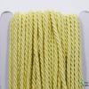 เชือกเกลียว สีเหลือง [2] ขนาด 3 mm.