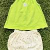 ชุดเด็กหญิงคอรูด (size 6-12 เดือน)