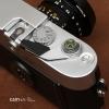 Soft Shutter Release Button รุ่น 9 mm ลายกางเขนศักดิ์สิทธิ์ Glory Cross ใช้กับ Fuji XT20 XT10 XT2 XE2 X20 X100 XE1 Leica ฯลฯ