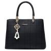 ***พร้อมส่ง*** WSB Lady Choices Bangkok กระเป๋าหนังแฟชั่นสตรี รหัส NR-12313 (N2-008) สีดำ สไตล์เกาหลี สำหรับ สุภาพสตรีทันสมัย ราคาไม่แพง