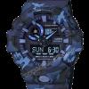 นาฬิกา Casio G-Shock Limited GA-700CM Camouflage series รุ่น GA-700CM-2A (พรางน้ำเงิน) ของแท้ รับประกัน1ปี