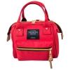 ***พร้อมส่ง*** กระเป๋าแฟชั่นสตรี รหัส CVW-AN02 (C4-023) สีแดง สไตล์เกาหลี สำหรับ สุภาพสตรีทันสมัย ราคาไม่แพง