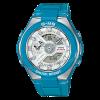"""นาฬิกา Casio Baby-G G-MS Limited """"G-Steel Lady"""" MSG-400 series รุ่น MSG-400-2A สีฟ้า (ไม่วางขายในไทย) ของแท้ รับประกัน1ปี"""