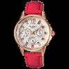 นาฬิกา คาสิโอ Casio SHEEN RED COLOR SERIES รุ่น SHE-3029PGL-7A ของแท้ รับประกัน1ปี