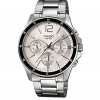 นาฬิกา คาสิโอ Casio STANDARD Analog'men รุ่น MTP-1374D-7AV ของแท้ รับประกัน 1 ปี