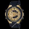"""นาฬิกา Casio Baby-G G-MS """"G-Steel Lady"""" MSG-400G series รุ่น MSG-400G-1A2 ดำทอง (ไม่วางขายในไทย) ของแท้ รับประกัน1ปี"""