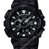 นาฬิกา Casio G-Shock Limited Black Leather Texture series รุ่น GA-110BT-1A ของแท้ รับประกัน1ปี