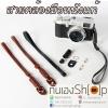 สายคล้องข้อมือกล้องหนังแท้ Camera Wrist Strap Leather