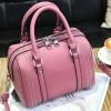 ***พร้อมส่ง*** กระเป๋าหนังแฟชั่นสตรี รหัส BV-0863 (B6-043) สีชมพู สไตล์เกาหลี สำหรับ สุภาพสตรีทันสมัย ราคาไม่แพง