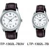 นาฬิกา คาสิโอ Casio SETคู่รัก รุ่น MTP-1302L-7B3V+LTP-1302L-7B3V ของแท้ รับประกัน 1 ปี
