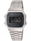 นาฬิกา คาสิโอ Casio STANDARD DIGITAL Vintage รุ่น A168WEM-1 ของแท้ รับประกัน 1 ปี